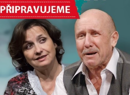 Nová komedie s Veronikou Freimanovou a Petrem Nárožným