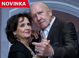 MILIONOVÝ ÚDRŽBÁŘ s Veronikou Freimanovou a Petrem Nárožným v hlavních rolích